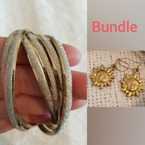 Jewelry - Bracelet & Earring Bundle
